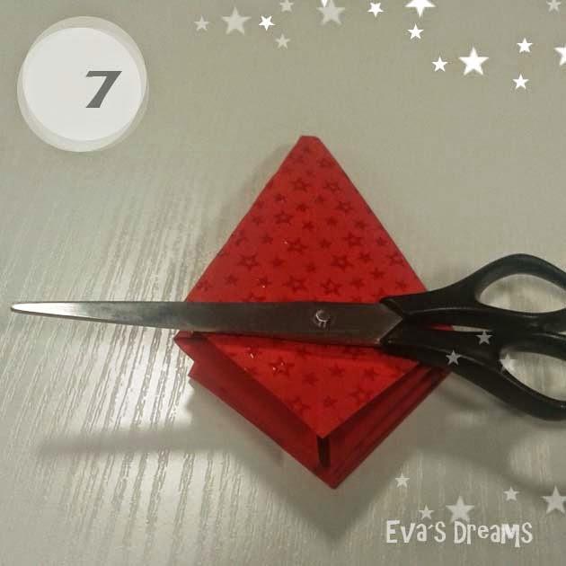 DIY: Origami Tannbaum 2.0 - Step7