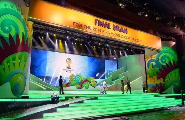 [FIFA] KEPUTUSAN UNDIAN PIALA DUNIA BRAZIL 2014