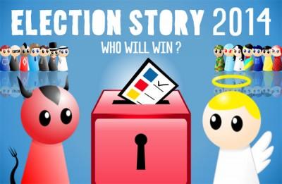 Election Story 2014, Game Pemilu Unik Sarat Edukasi