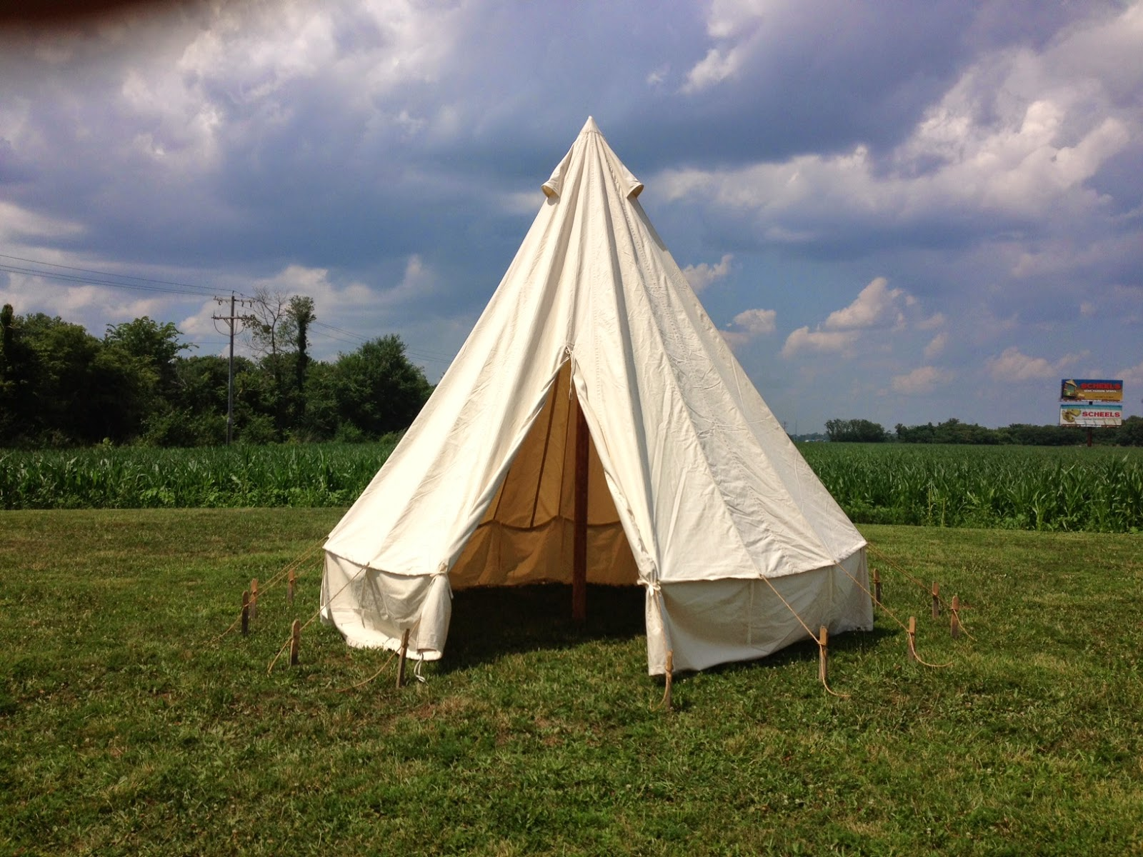 armbruster tent maker 1890s circus tent for whidbey. Black Bedroom Furniture Sets. Home Design Ideas