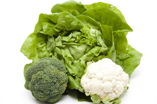 boost immune system with Vegetables from the cruciferous family