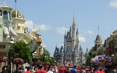 Yesterday at Walt Disney World Magic Kingdom for Gay Days, I ran across a ...