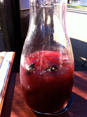 Sun Sangria at The Cove