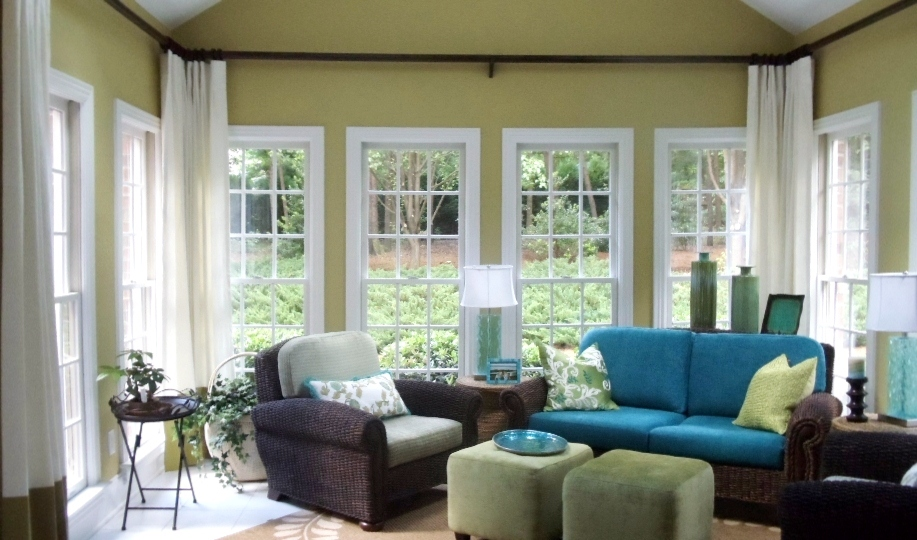 Design window treatments greensboro custom window treatments