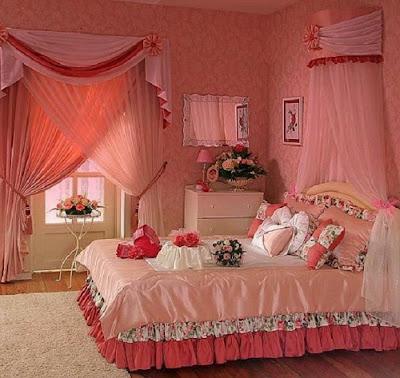 Romantic Wedding Room Decoration Ideas