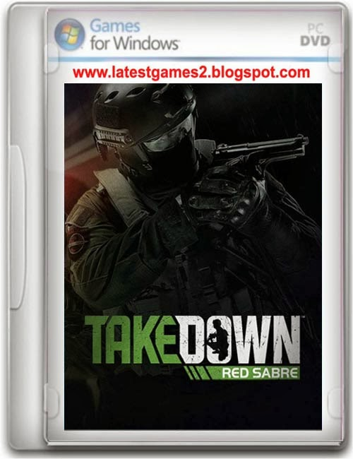 TakeDown Red Sabre (latestgames2)