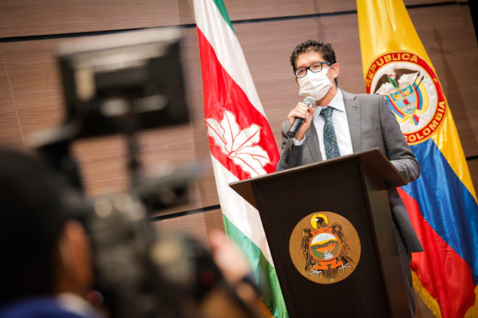 Gobernador de Boyacá anunció medidas que regirán en el departamento durante este puente festivo