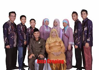 Edit Foto Keluarga