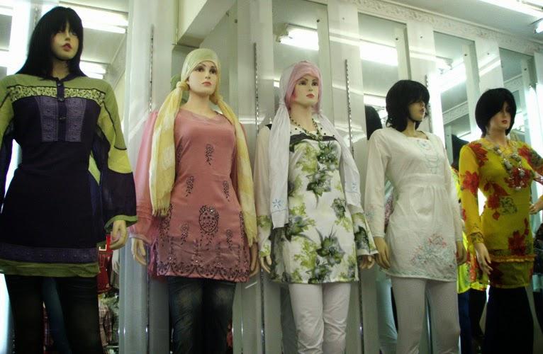 Butik Baju Muslim Model Trendy Di Jakarta