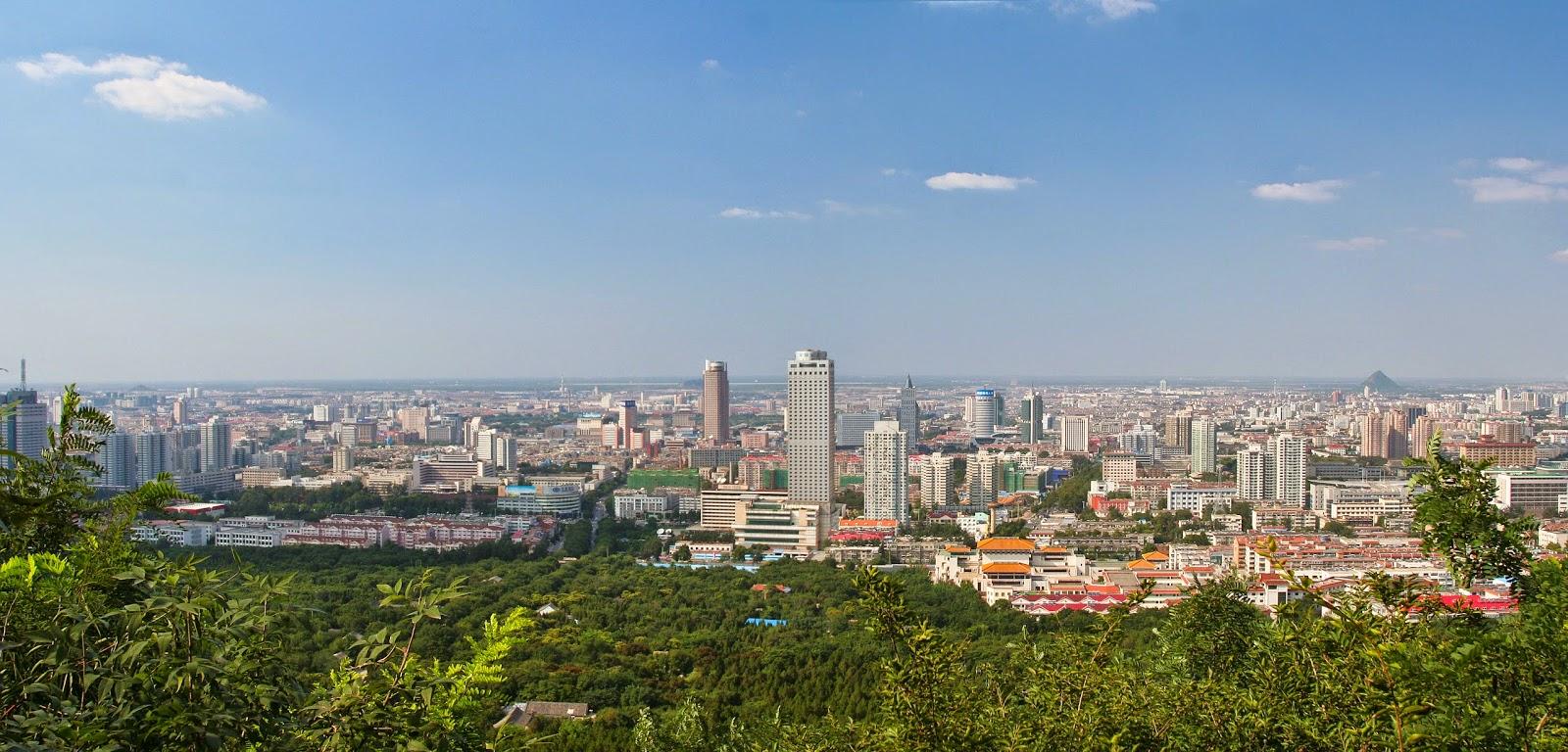 Jinan, Mt. QianFoShan