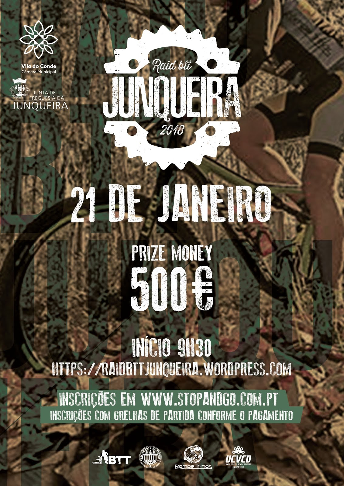 21JAN * JUNQUEIRA