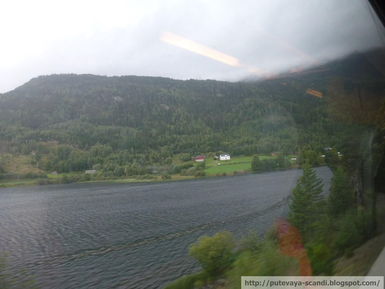 норвежский хуторок