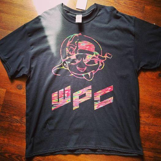 WPC BLACK SHORT TEE $30.00