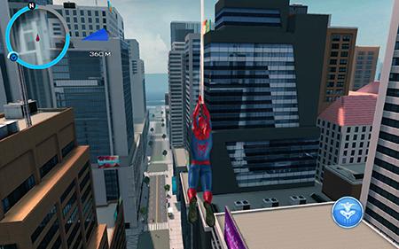 скачать игру на андроид spider. man. 2