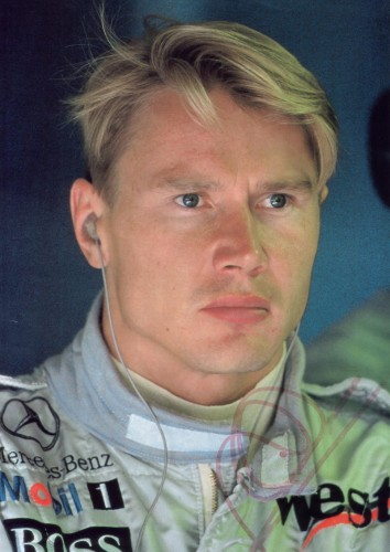 Mika Pauli Häkkinen is a Finnish racing driver and two-time Formula One World Champion. After success in karting and a near win at the 1990 Macau Grand Prix,