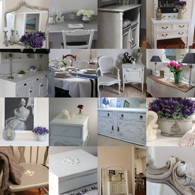 Lilyfield Life Painted vintage furniture