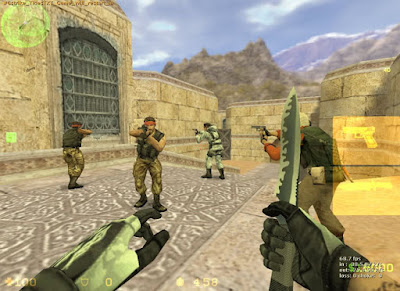 free game Counter Strike 1.6