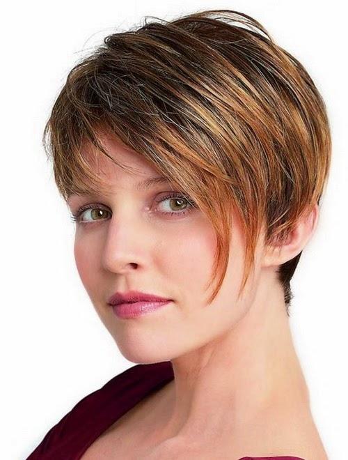 el pelo degrafilado quita el volumen del pelo y aparta la el caso del pelo deteriorado elimina las zonas en un perfil with como peinar pelo corto mujer