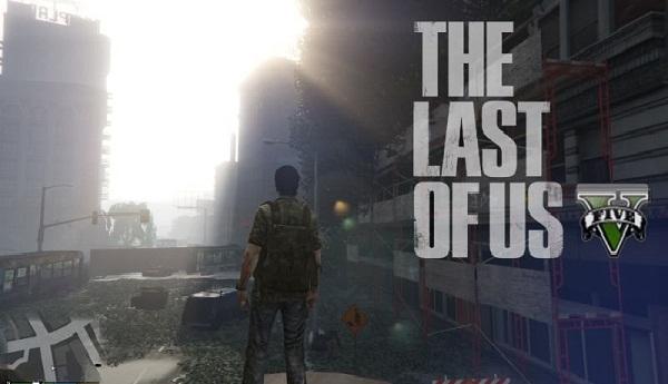MOD Joel Dari Game The Last Of Us