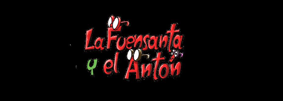 La Fuensanta y el Antón - tebeo digital