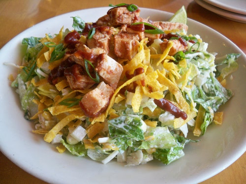 The Original Bbq Chicken Chopped Salad My Vicarious Life