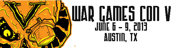 WAR Games Con | Wargaming Tournament
