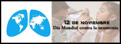 Día Mundial contra la Neumonia - 12 Noviembre