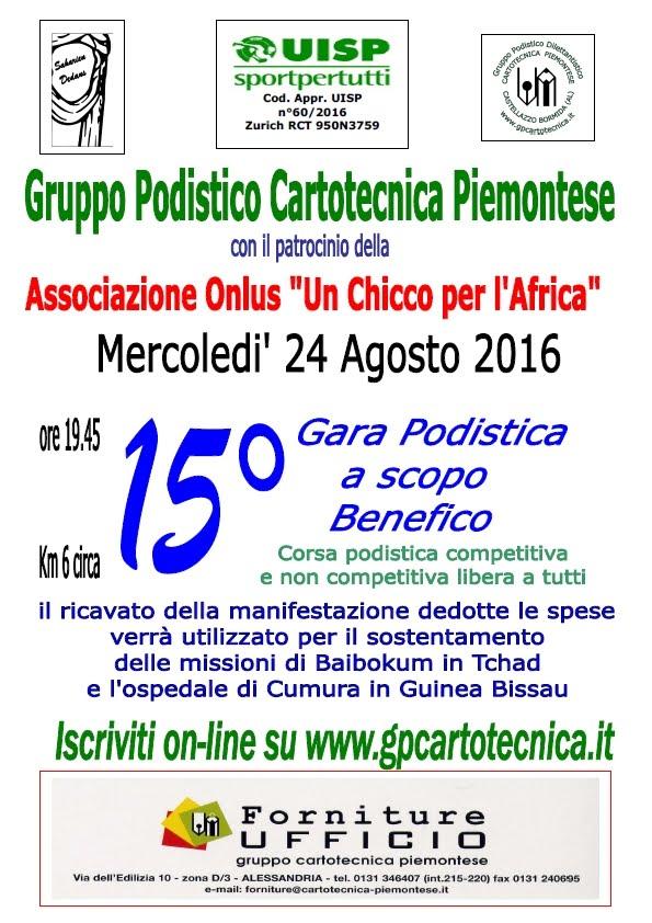 Castellazzo Bormida 24 agosto