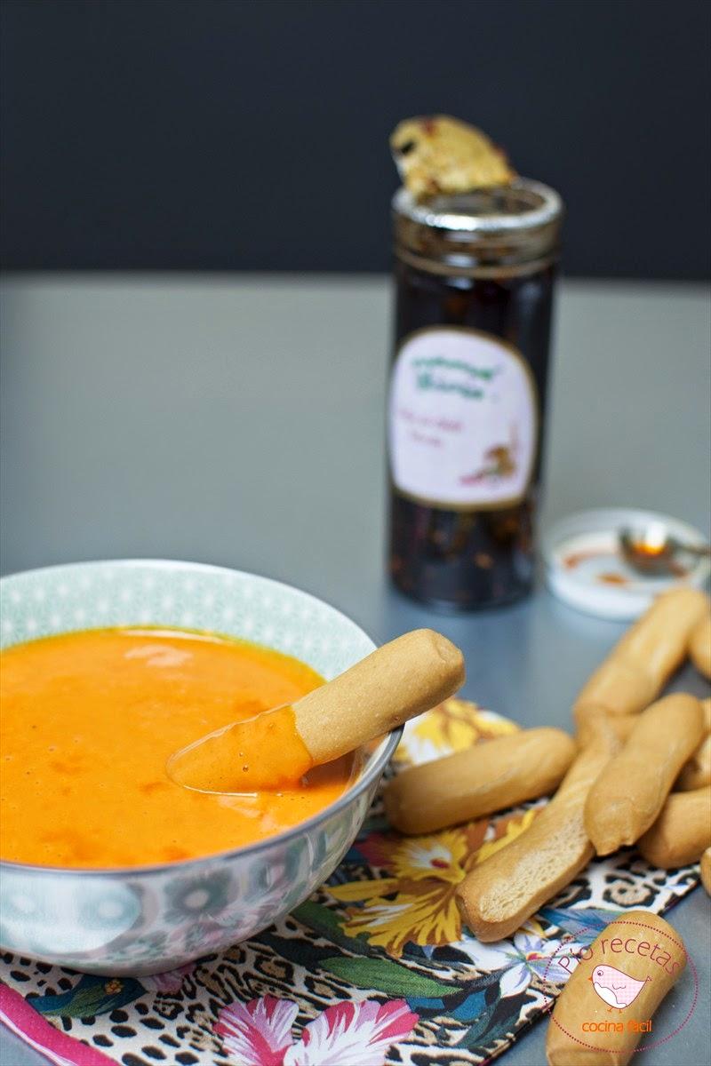 dip de cheddar,salsa de chile