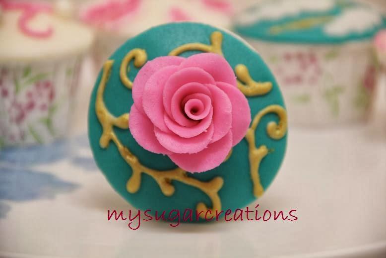 Hantaran/Wedding Cupcakes Decorating Class