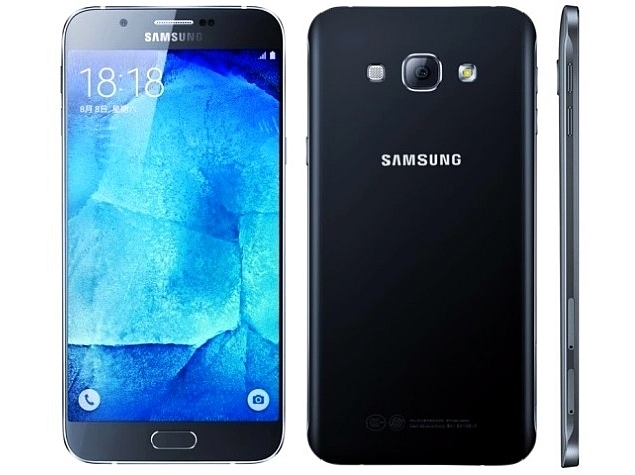 Samsung galaxy a8 smart android mobile phone full samsung galaxy a8 price in bangladesh bdt 44900 publicscrutiny Gallery
