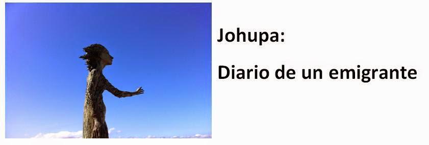 Johupa: Diario de un emigrante