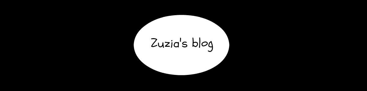 Zuzia's blog