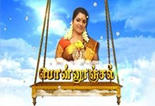 ponnoonjal Sun TV Serial