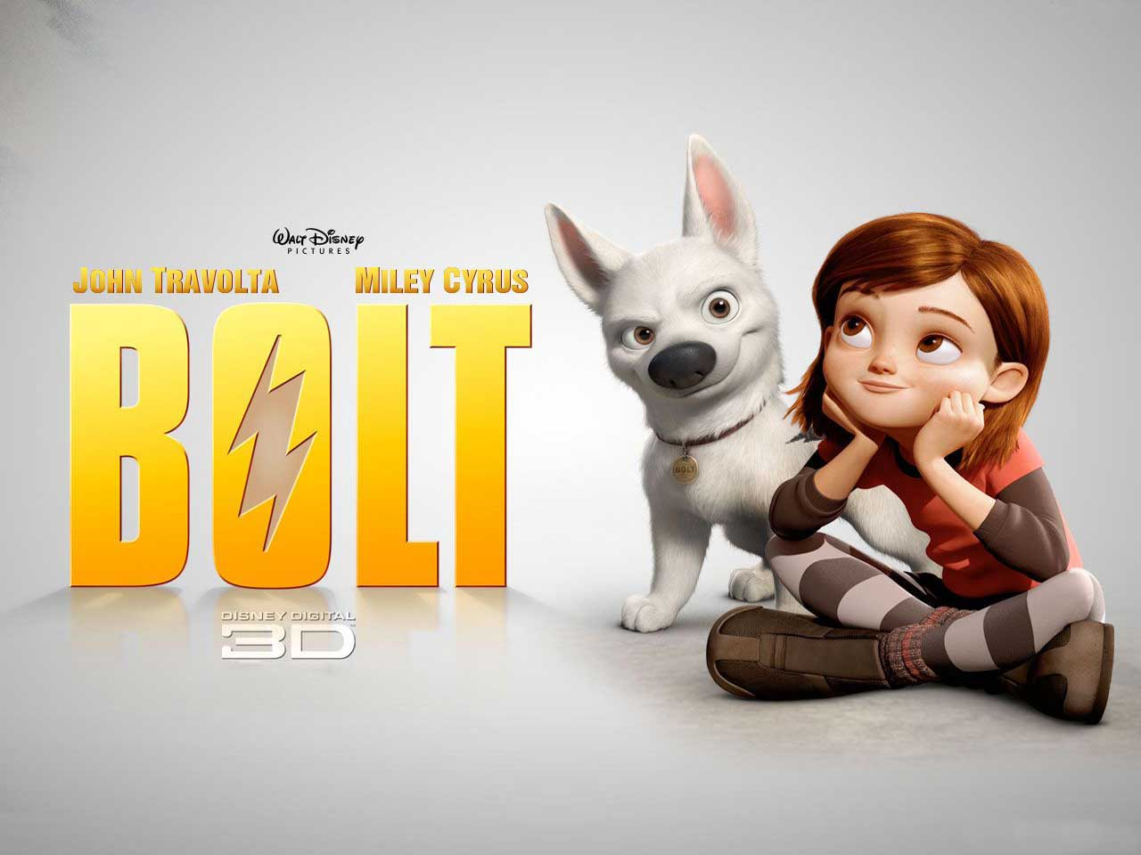 bolt cartoon desktop wallpaper
