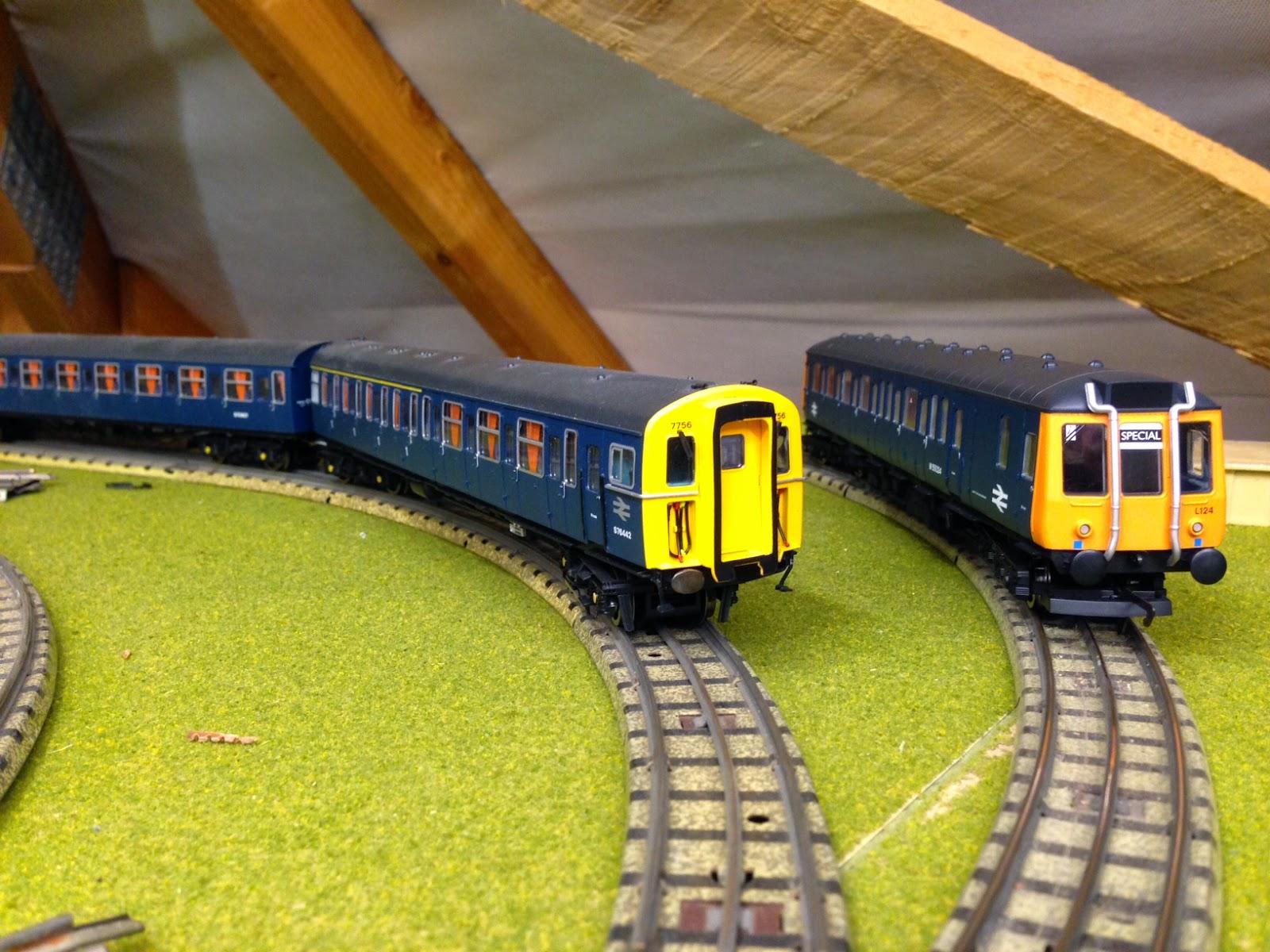 Ziemlich Hornby Track Vorlagen Bilder - Beispiel Business Lebenslauf ...