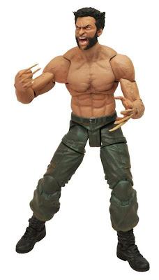 Marvel Select The Wolverine Movie Figure