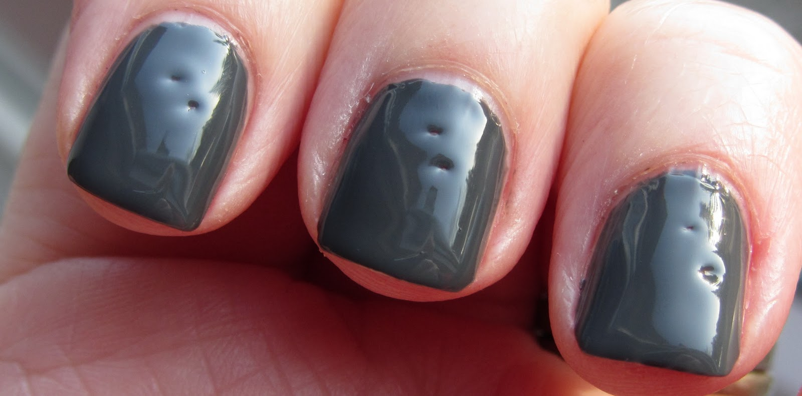how to fix a dent in nail polish
