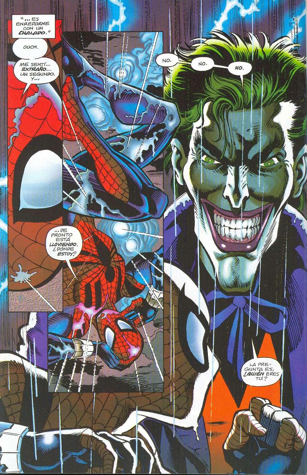 C mic x click marvel vs dc comics espa ol comic mega - Marvel spiderman comics pdf ...