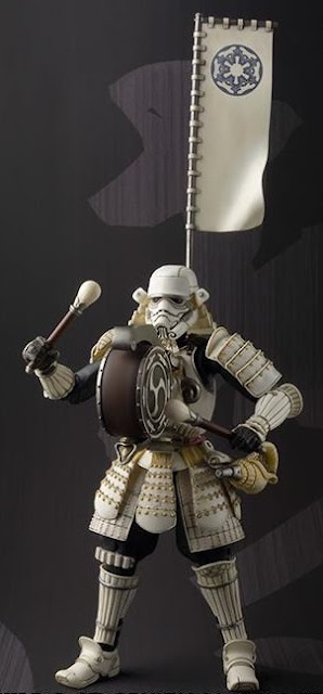 Star Wars Taiko Yaku Stormtrooper Meisho Movie Realization Action Figure
