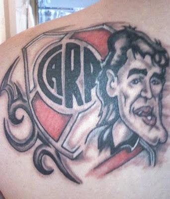 Tatuaje Burrito Ortega