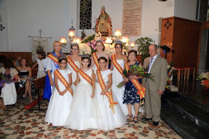 Fiestas de Virgen del Camino 2014