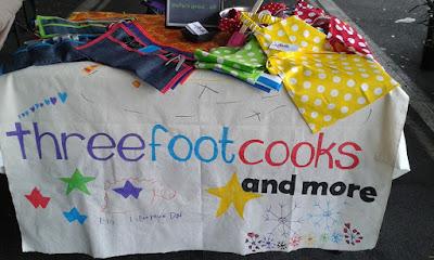 threefootcooks aprons