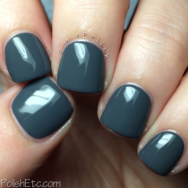 Lisa Nail Lacquer - Fall/Winter 2015 Collection - McPolish - Hey Girl, Hey