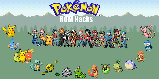 Hack Roms Pokémon