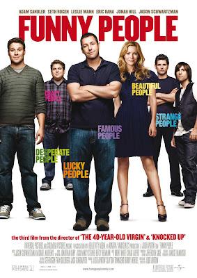 Funny People (Matrak Adamlar) Poster