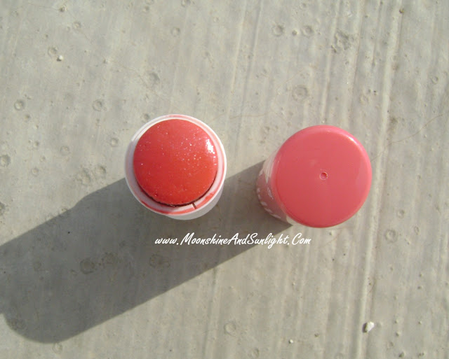 Nivea Fruity Shine Lip Balm in Pink Guava | Review & Swatch
