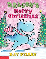 bookcover of DRAGON'S CHRISTMAS by Dav Pilkey