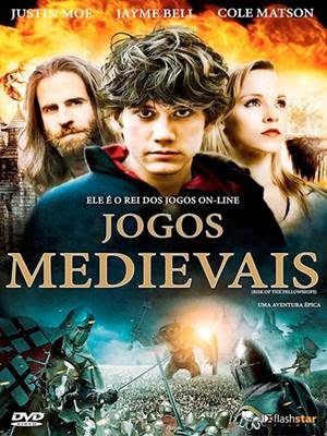 Download Jogos Medievais Dublado RMVB + AVI Torrent BDRip