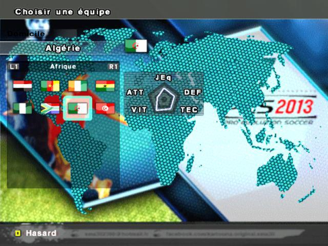 The Game Online  New Background  E_text  Patch PES 6 Versi PES640